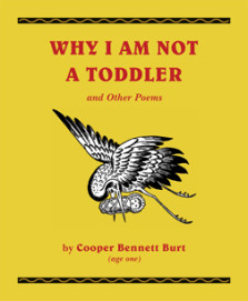Why I Am Not A Toddler