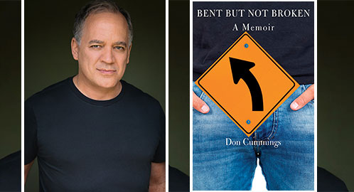 Cabaret evening with author DON CUMMINGS--humor, jazz, surprises on April 24!