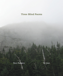 Three Blind Poems
