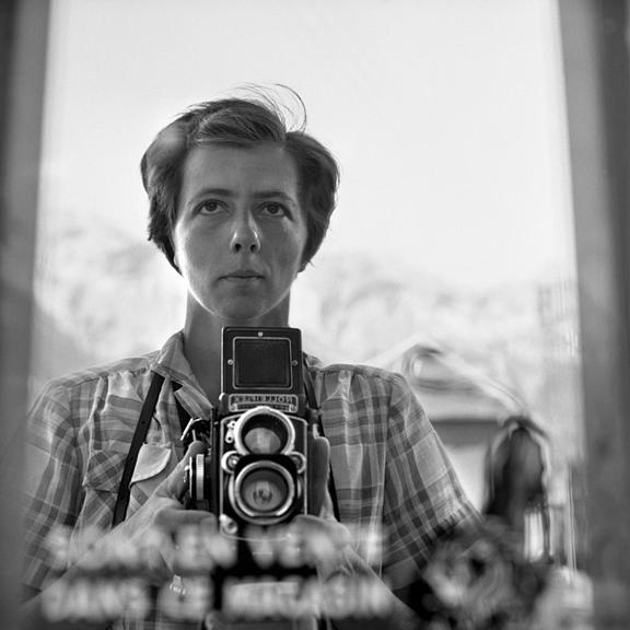 Vivian Maier, July 3, 1959, France