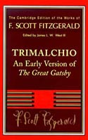 Trimalchio: An Early Version of The Great Gatsby by F. Scott Fitzgerald