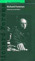 Richard Foreman edited by Gerald Rabkin