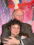 Jonathan Carroll and Ellen Datlow