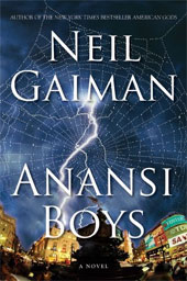 Purchase Anansi Boys from Amazon.com