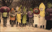 The Radish King by Rebecca Loudon